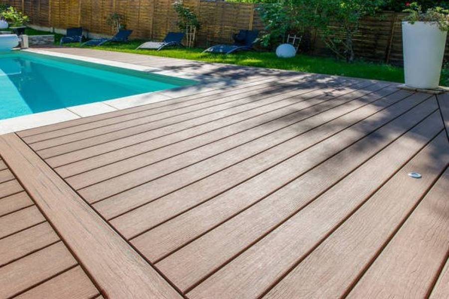 Composite Decking in Cumbria and The Lake District